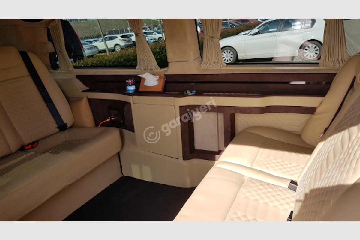 Mercedes - Benz Vito Kağıthane Kiralık Araç 6. Fotoğraf