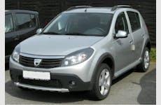 Dacia Sandero Stepway Mamak Kiralık Araç 1. Thumbnail