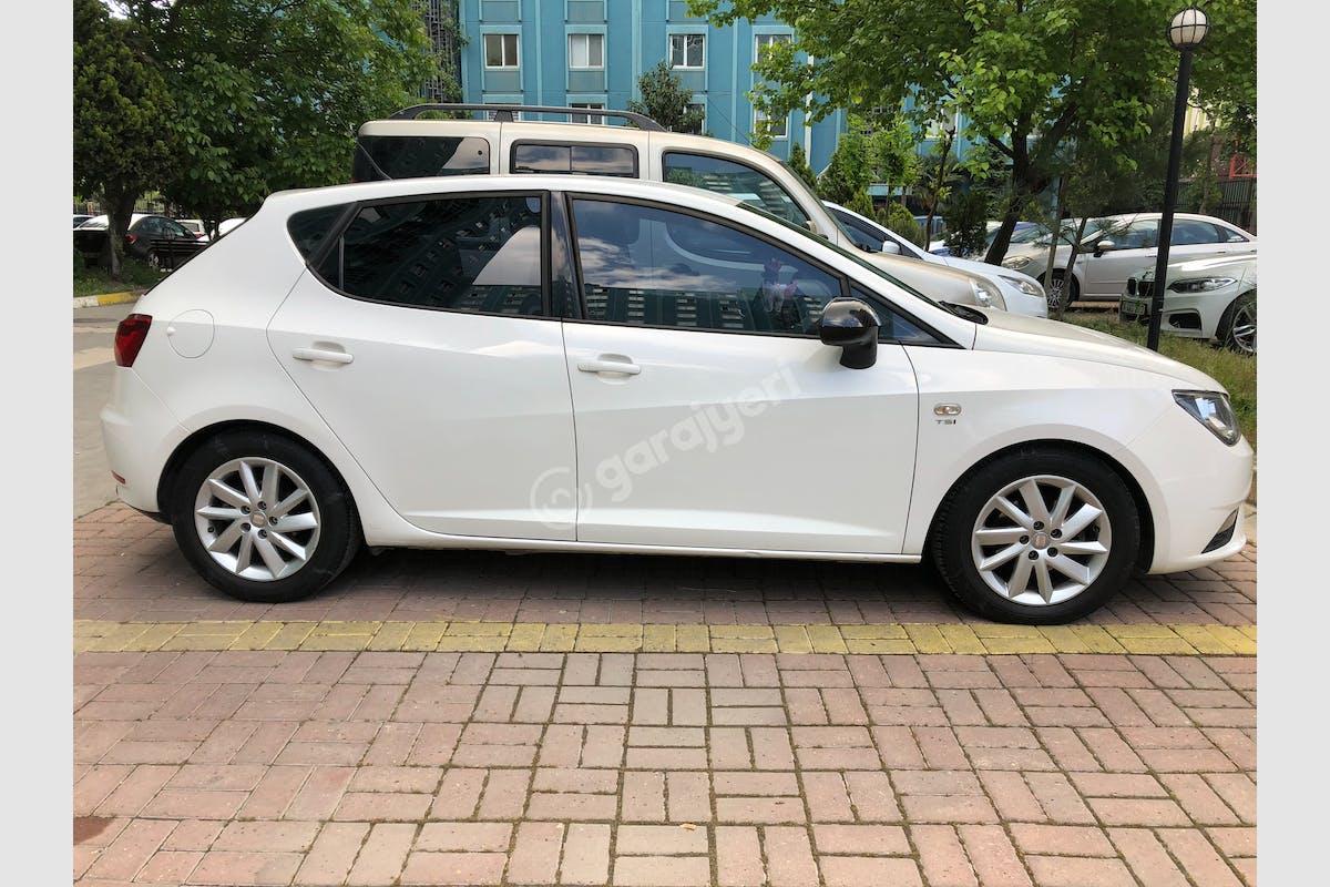 Seat Ibiza Esenyurt Kiralık Araç 3. Fotoğraf