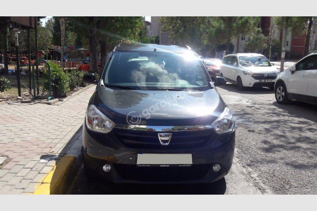 Dacia Lodgy Beylikdüzü Kiralık Araç 1. Fotoğraf