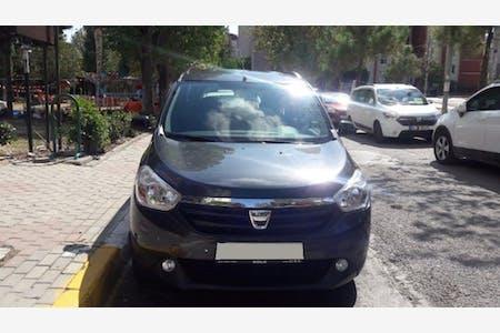 Kiralık Dacia Lodgy 2017 , İstanbul Beylikdüzü