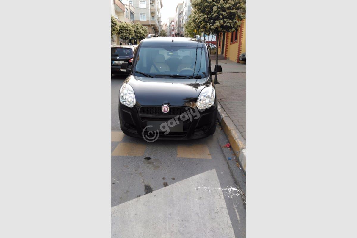 Fiat Doblo Bağcılar Kiralık Araç 1. Fotoğraf