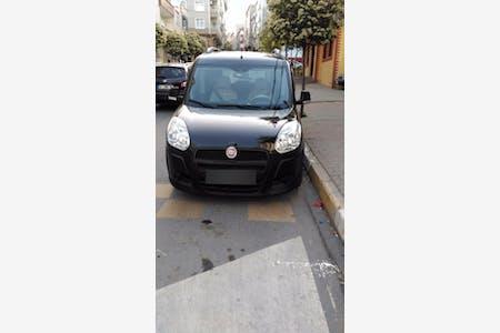 Fiat Doblo İstanbul Bağcılar Kiralık Araç