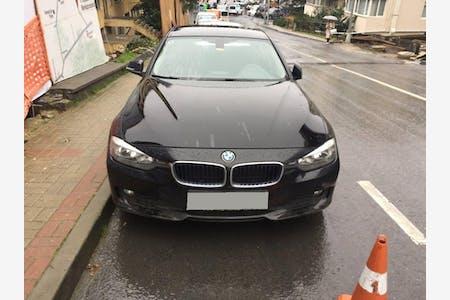 Kiralık BMW 3 2013 , İstanbul Beşiktaş
