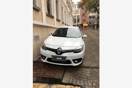Kiralık Renault Fluence 2013 , İstanbul Beşiktaş
