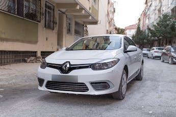 Renault Fluence Kiralık Araç