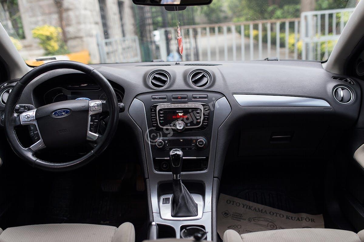 Ford Mondeo Beyoğlu Kiralık Araç 7. Fotoğraf