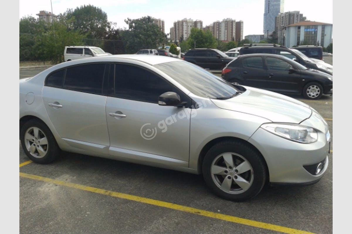Renault Fluence Pendik Kiralık Araç 6. Fotoğraf