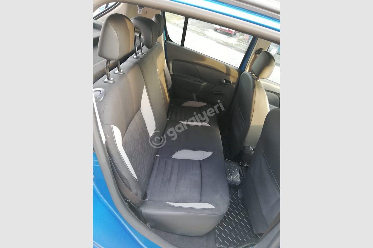 Dacia Sandero Edremit Kiralık Araç 6. Fotoğraf