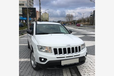 Kiralık Jeep Compass 2013 , İstanbul Bahçelievler