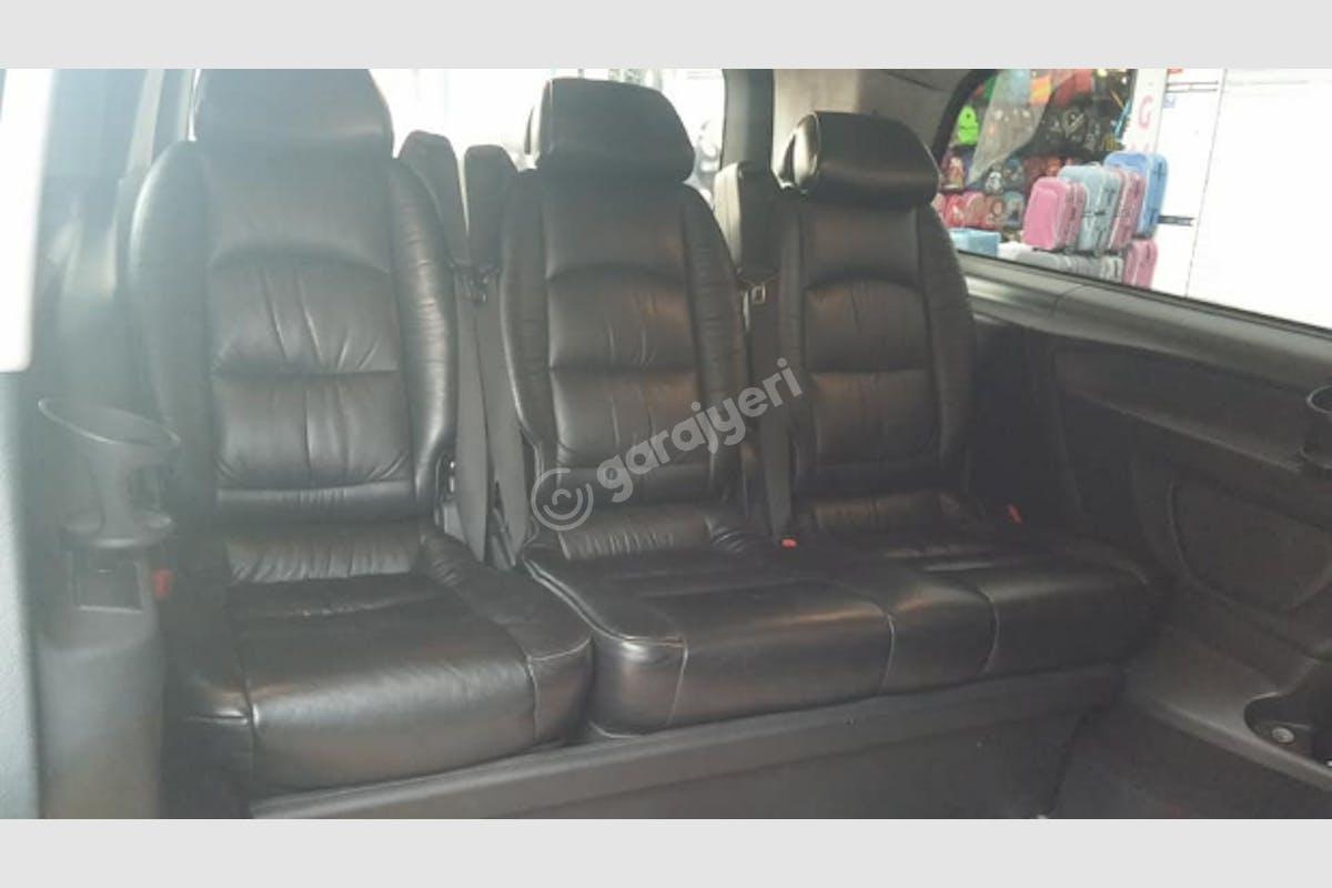 Mercedes - Benz Vito Zeytinburnu Kiralık Araç 3. Fotoğraf