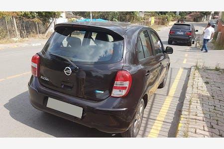 Kiralık Nissan Micra 2012 , İstanbul Maltepe