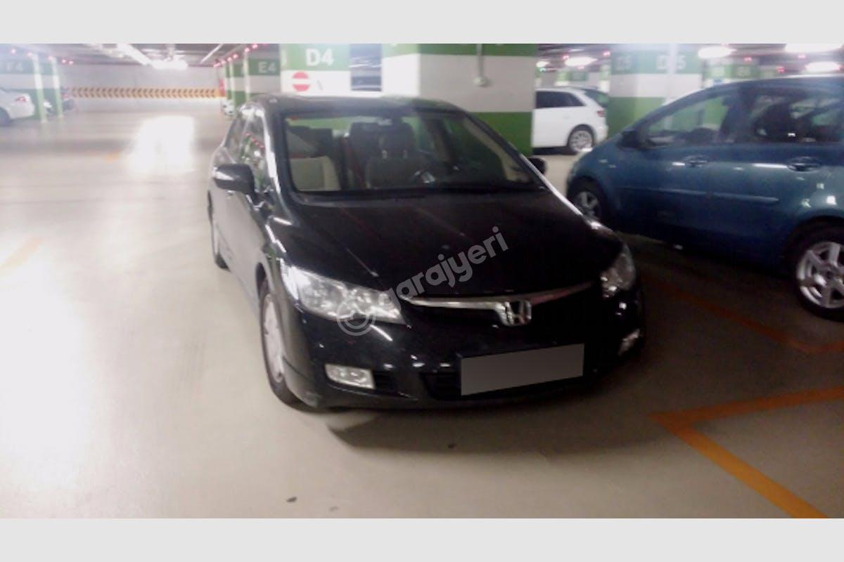 Honda Civic Ümraniye Kiralık Araç 1. Fotoğraf