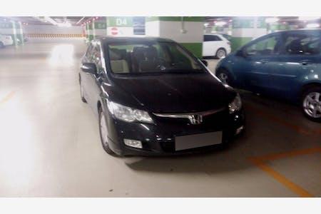 Honda Civic İstanbul Ümraniye Kiralık Araç