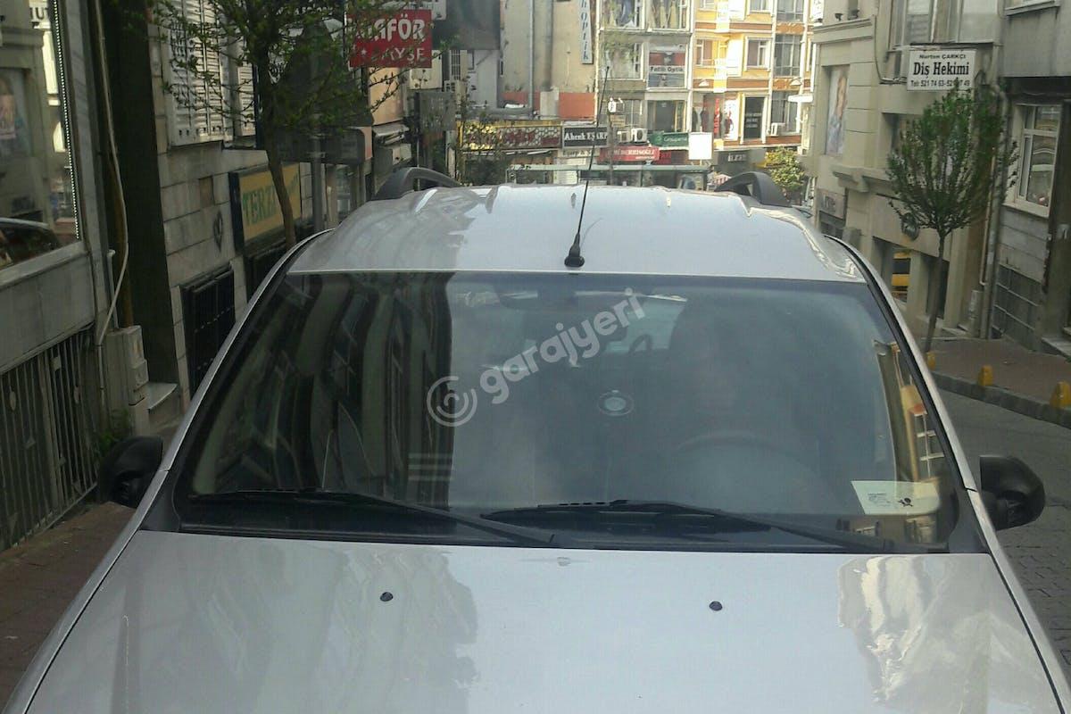 Dacia Logan Fatih Kiralık Araç 2. Fotoğraf