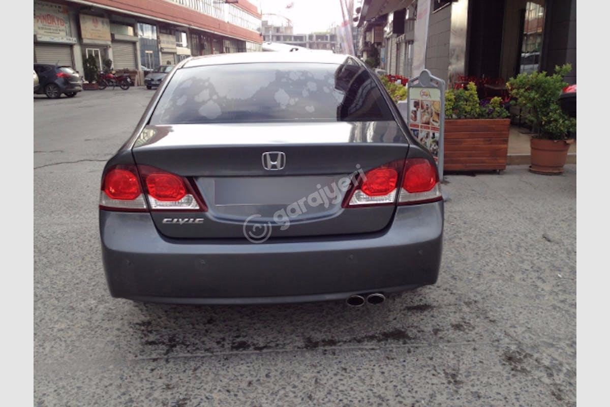 Honda Civic Bayrampaşa Kiralık Araç 4. Fotoğraf