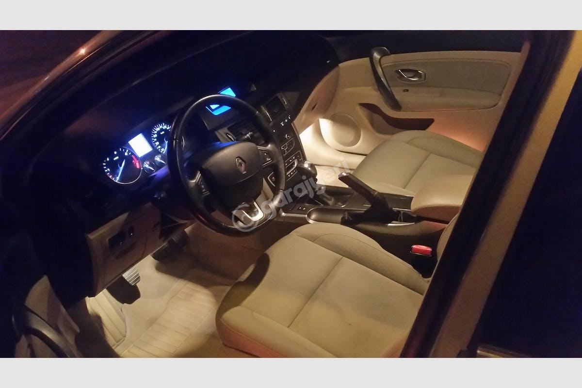 Renault Latitude Pendik Kiralık Araç 4. Fotoğraf