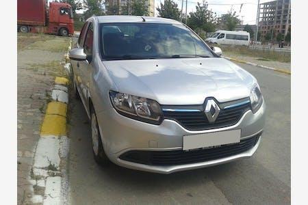 Kiralık Renault Symbol , İstanbul Pendik