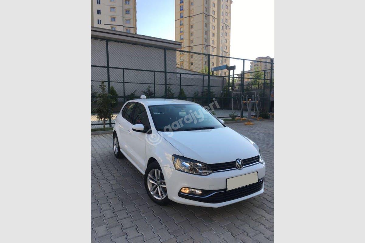 Volkswagen Polo Onikişubat Kiralık Araç 1. Fotoğraf