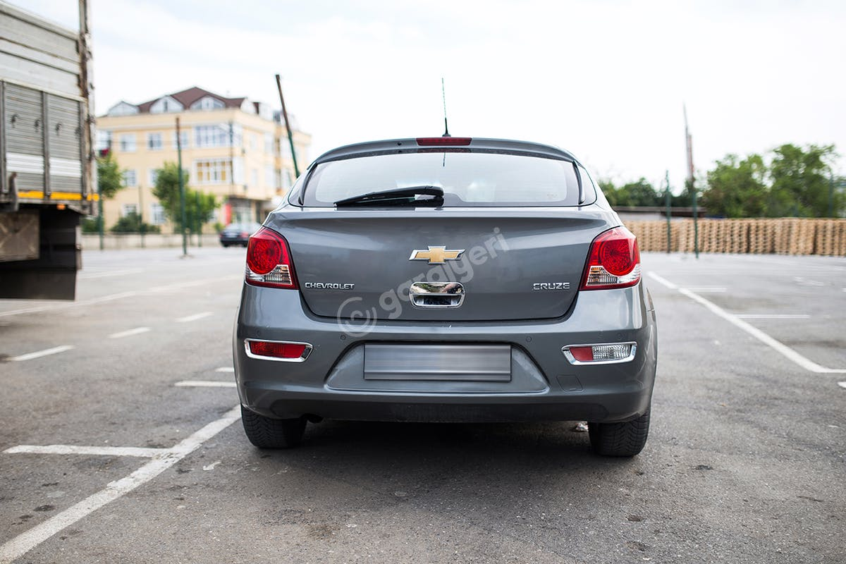Chevrolet Cruze Çekmeköy Kiralık Araç 5. Fotoğraf