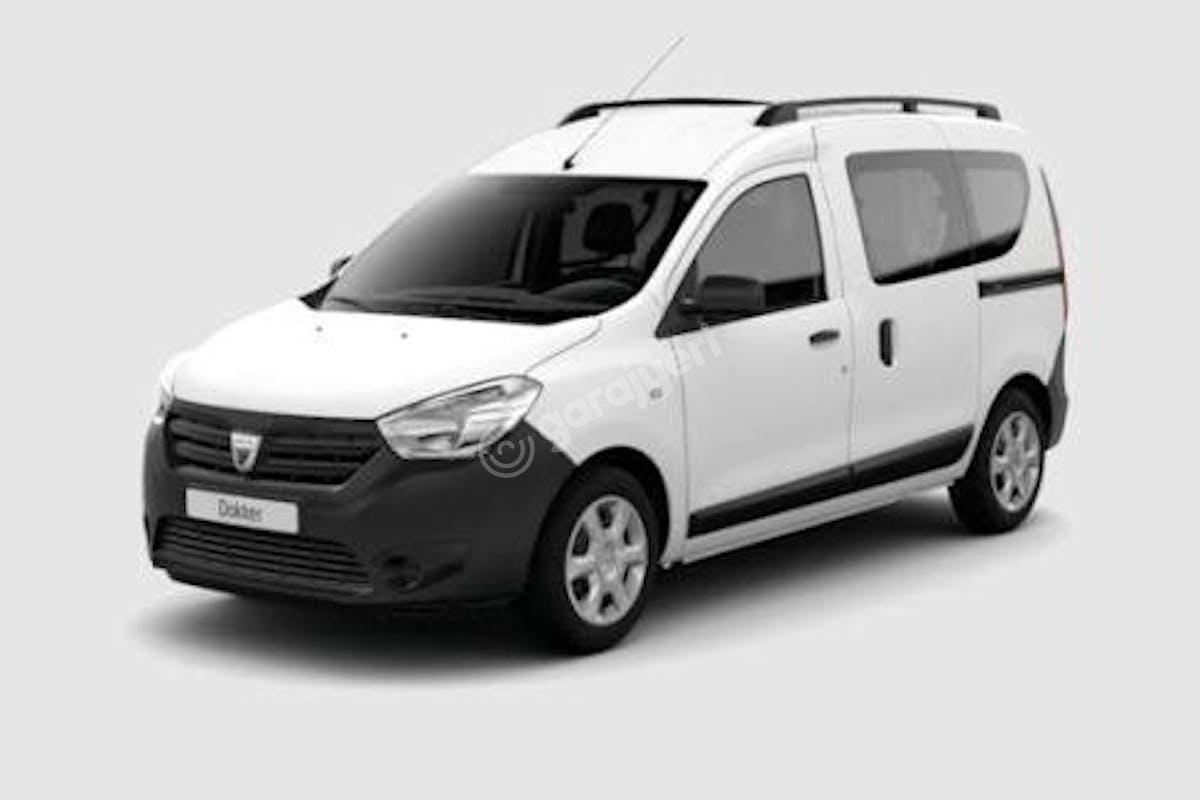 Dacia Dokker Bağcılar Kiralık Araç 1. Fotoğraf