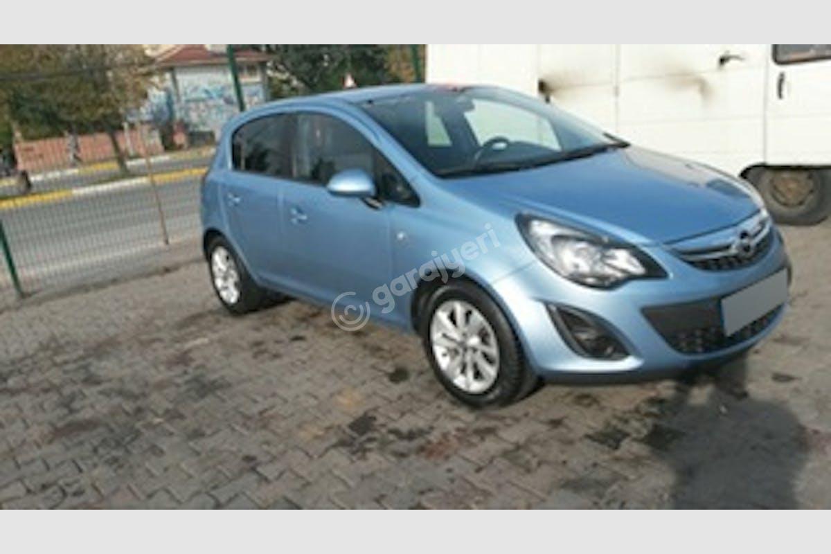 Opel Corsa Eyüp Kiralık Araç 2. Fotoğraf