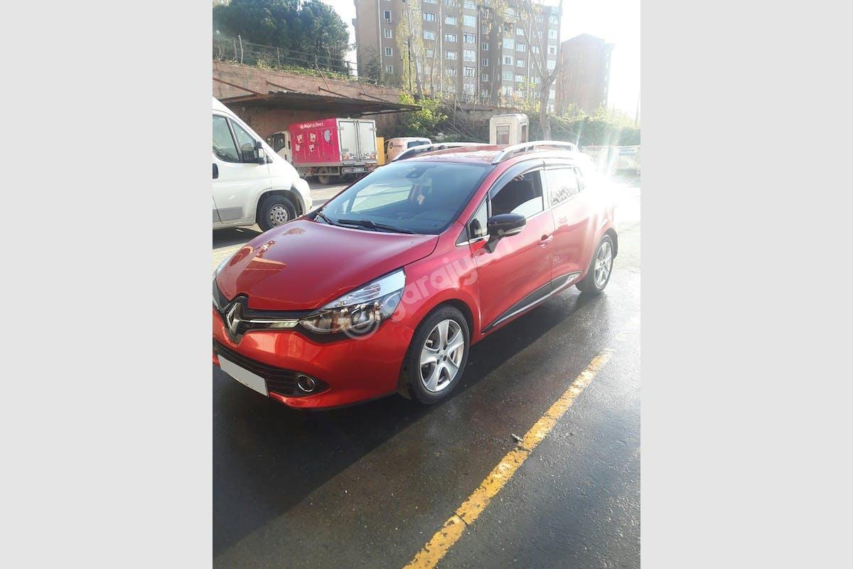 Renault Clio Sarıyer Kiralık Araç 4. Fotoğraf