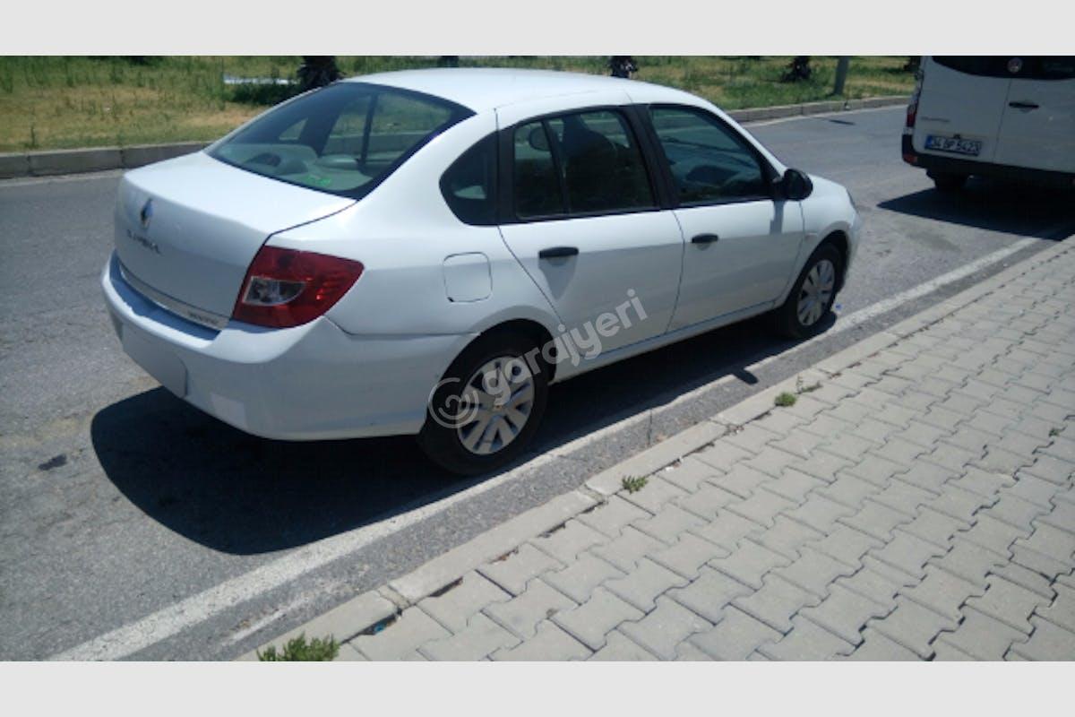 Renault Symbol Bodrum Kiralık Araç 6. Fotoğraf