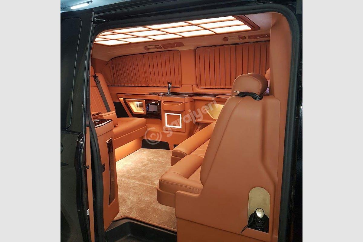 Mercedes - Benz Vito Beyoğlu Kiralık Araç 4. Fotoğraf