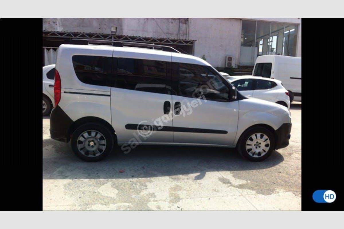 Fiat Doblo Nilüfer Kiralık Araç 2. Fotoğraf