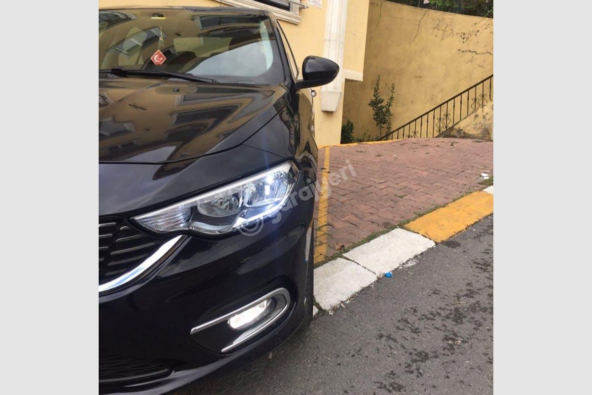 Fiat Egea Beyoğlu Kiralık Araç 1. Fotoğraf
