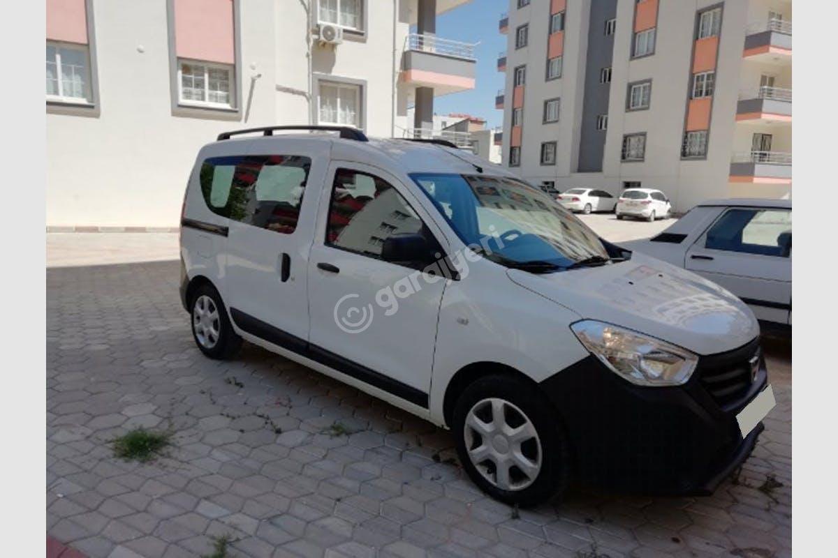 Dacia Dokker Ceyhan Kiralık Araç 2. Fotoğraf