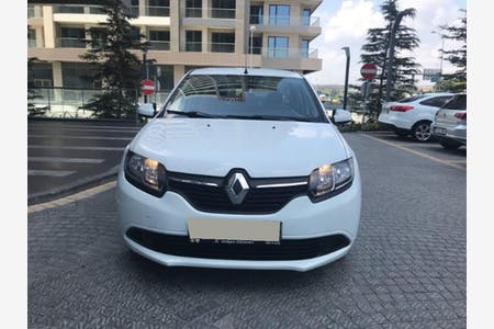 Kiralık Renault Symbol 2013 , İstanbul Bakırköy