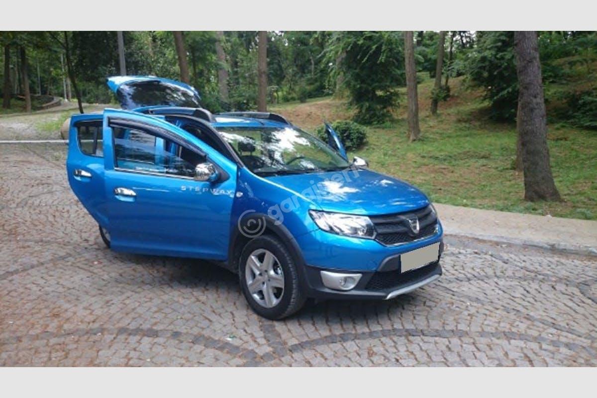 Dacia Sandero Stepway Beykoz Kiralık Araç 6. Fotoğraf