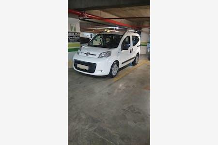 Kiralık Fiat Fiorino 2014 , İzmir Balçova