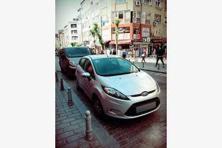 Kiralık Ford Fiesta , İstanbul Fatih