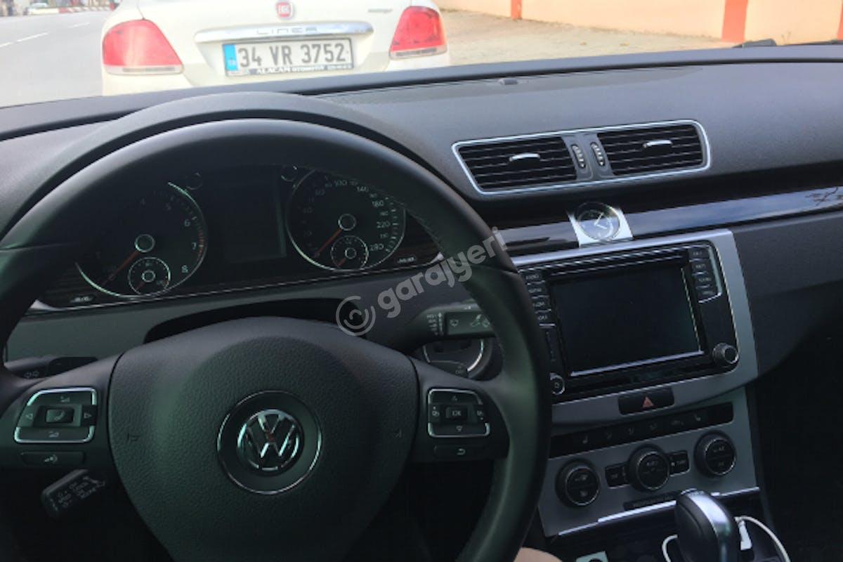 Volkswagen CC Sultanbeyli Kiralık Araç 3. Fotoğraf