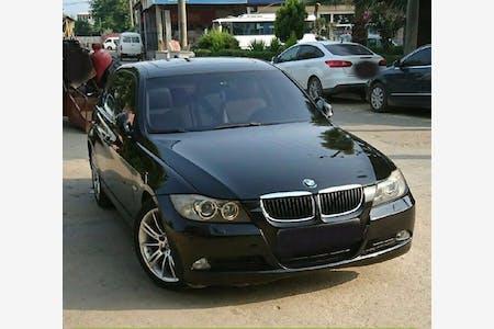 Kiralık BMW 3 , İzmir Ödemiş