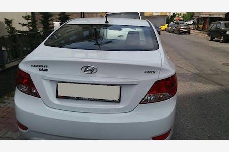 Kiralık Hyundai Accent Blue 2015 , İstanbul Ümraniye