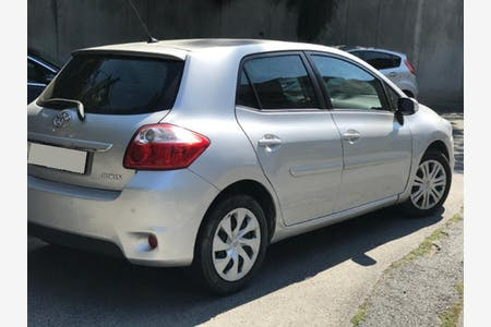 Kiralık Toyota Auris 2012 , İstanbul Ümraniye