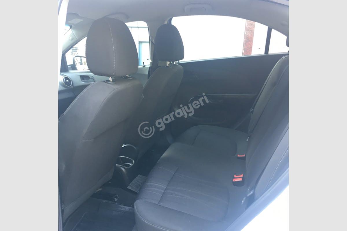 Chevrolet Aveo Bahçelievler Kiralık Araç 9. Fotoğraf