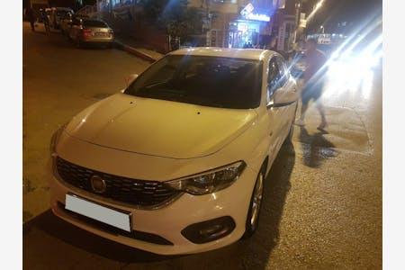 Kiralık Fiat Egea 2016 , İstanbul Tuzla