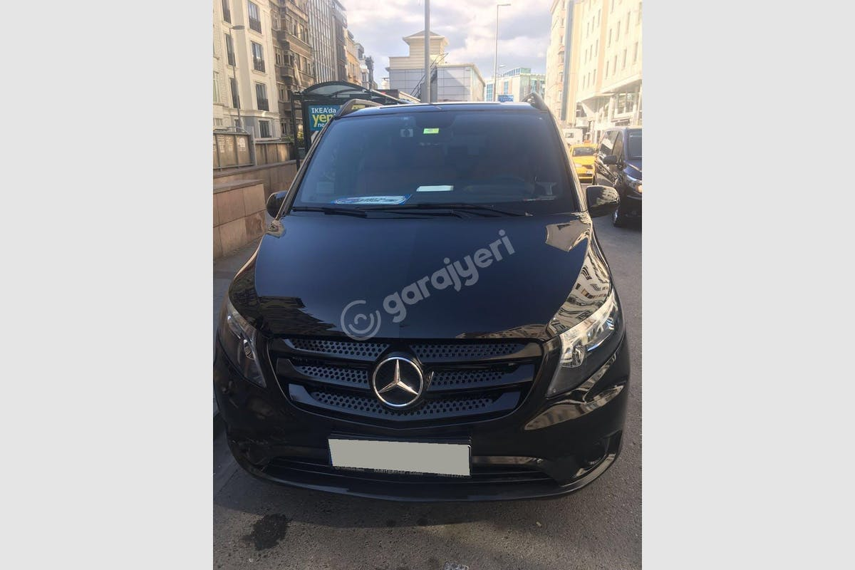 Mercedes - Benz Vito Fatih Kiralık Araç 9. Fotoğraf