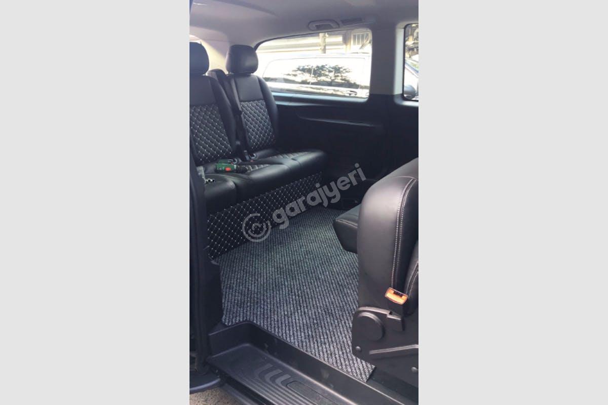 Mercedes - Benz Vito Maltepe Kiralık Araç 6. Fotoğraf