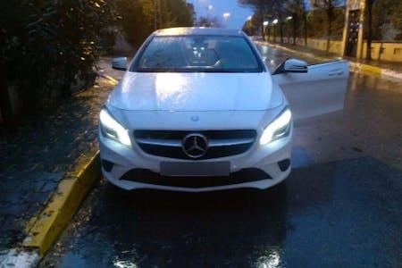 Kiralık Mercedes - Benz CLA , İstanbul Şişli