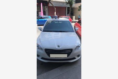 Kiralık Peugeot 301 2016 , İstanbul Küçükçekmece
