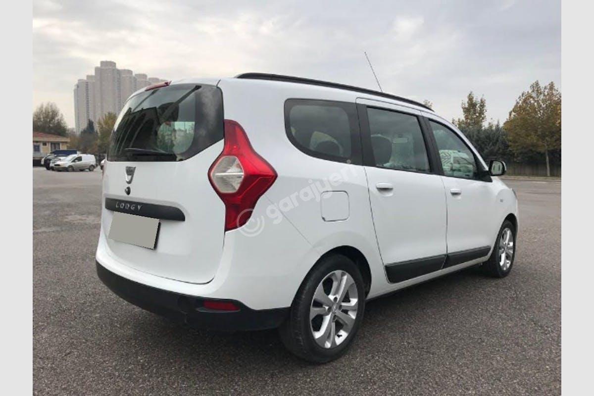 Dacia Lodgy Ataşehir Kiralık Araç 4. Fotoğraf