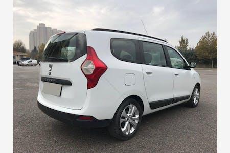 Kiralık Dacia Lodgy 2016 , İstanbul Ataşehir