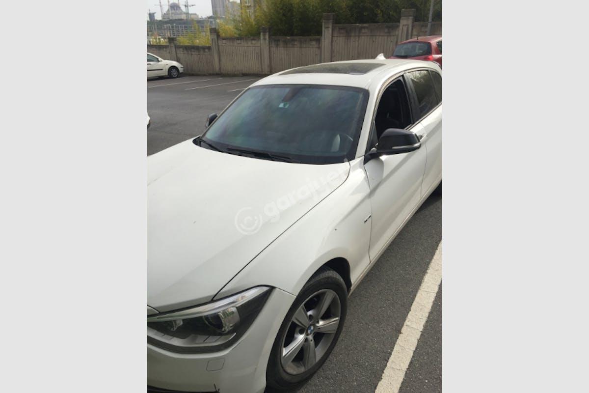 BMW 1 Ümraniye Kiralık Araç 1. Fotoğraf