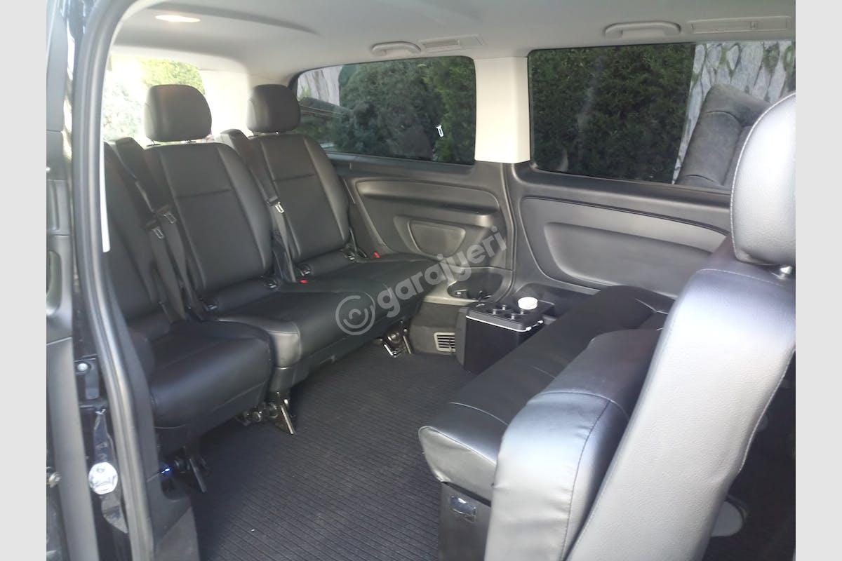 Mercedes - Benz Vito Güzelbahçe Kiralık Araç 2. Fotoğraf